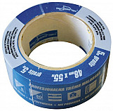 Blue dolphin painters masking tape roll 25mm x 50m - easy removal
