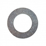 Forge 100WASH10 Flat Washer Form B ZP M10 Bag Of 100