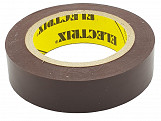 Brown Electrical Waterproof Insulation Insulating Tape 15mm x 10m