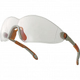 Delta Plus VULCANO Polycarbonate Lens Safety Spectacles / Glasses - Clear