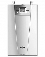 400VAC Under Sink Instantaneous Compact Electric Hot Water Flow Heater Boiler 11/13,5kW with Wireless Control Panel