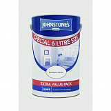 Johnstone's Paint Matt 6L Brilliant White