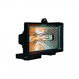 Byron HL400 Halogen Floodlight Black 400 Watt