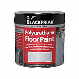 Blackfriar BF2000001D1 Professional Polyurethane Floor Paint Tile Red 1 Litre