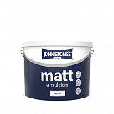 Johnstone's Paint Matt 10L Magnolia