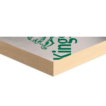 Kingspan Thermawall TW55 90mm 2.4m x 1.2m (Pack / 3 Sheets Per Pack)
