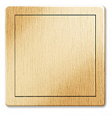 150x150mm Durable ABS Plastic Access Inspection Door Panel Gold Color