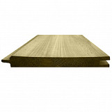 121mm x 14.5mm Treated Wooden Tongue & Groove Cladding Boards TGV - 1.2m Pack of 10