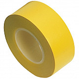 Draper 11913 Expert 8 X 10M X 19mm Yellow Insulation Tape To BSEN60454/Type2