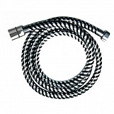 Chrome-Plastic flexible 1,5m Shower Hose 1/2