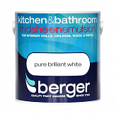 Berger Kitchen & Bathroom Midsheen 2.5L Bright Day