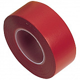 Draper 11912 Expert 8 X 10M X 19mm Red Insulation Tape To BSEN60454/Type2