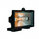 Byron HL120w Halogen Floodlight White 120 Watt