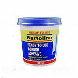 Bartoline 58500371 Border And Overlap Adhesive 500g Tub