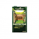 Cuprinol 5095347 Shed & Fence Protector Gold Brown 5 Litre