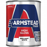 Armstead Trade High Gloss 1L Brilliant White