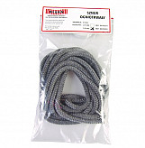 2,5m heat resistant stove and fire rope for wood burning stove doors flue seal