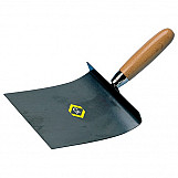 CK T5097 Harling Pebble Dash Trowel Carbon Steel 165mm