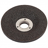 Draper 48209 50 X 9.6 X 4.0mm Depressed Centre Metal Grinding Wheel Grade A80-Q-Bf For 47570