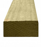 "2"" x 1"" (50mm x 22mm) Pressure Treated Timber Boards 1.2m Pack of 1"