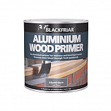 Blackfriar BF0370003E1 Wood Primer Aluminium 500ml