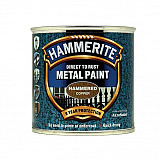 Hammerite HFCO250 Direct To Rust Hammered Finish Metal Paint Copper 250ml