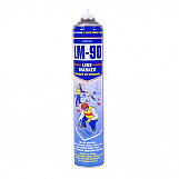 Action Can 1892 LM90 Line Marking Spray Paint Blue 750ml Aerosol