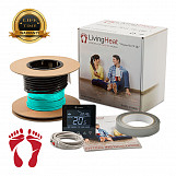 Living Heat Electric Underfloor Heating In Screed Heating Cable In Screed-0.75 - 1.25-Black i8 Wifi Thermostat