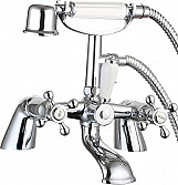Eastgate Albert Chrome Bath Shower Mixer Tap