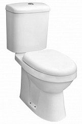 Eastgate Listra Comfort Height Close Couple Toilet
