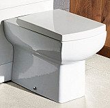 Eastgate Daisy Back To Wall Toilet With Seat