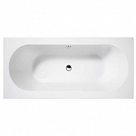 Eastgate Double Ended Acrylic Bath 420mm H x 800mm W - White