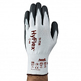 Ansell AN11-735L Hyflex Gloves Abrasion Resistant Extended Life Size 9 Large