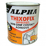 Alpha Dunlop Thixofix Contact Adhesive 250ml Tin
