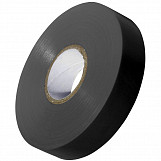 Black Flame Retardant Electrical Tape - 19mm x 33m