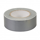 Fixman 189098 Heavy Duty Duct Tape 50mm X 50m Silver