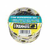 Everbuild Clear Strong Weatherproof Tape 50mm X 33m
