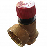 "1"" inch female safety pressure relief reducing valve 1,5 bar"