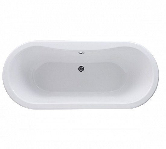 Eastgate Double Ended Freestanding Bath 650mm H x 745mm W
