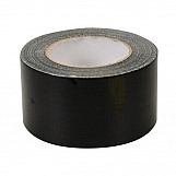 Fixman 189896 Heavy Duty Duct Tape 72mm X 50m Black