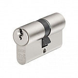 ABUS 54168 E60NP Euro Double Cylinder Nickel Pearl 40mm / 50mm Box
