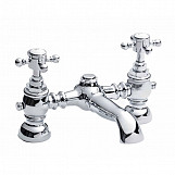 Eastgate Avon Traditional Bath Filler Tap 141mm H x 180mm W - Chrome