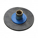 Bailey 1752 Rubber Plunger For Drain Rod 6