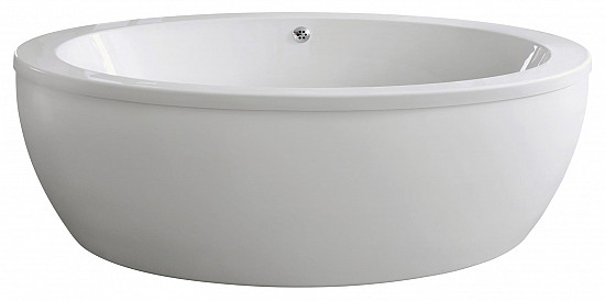 Eastgate Oval Shaped Freestanding Bath 630mm H x 875mm W