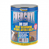 Everbuild Evercryl One Coat Roof Repair Compound Grey 2.5kg