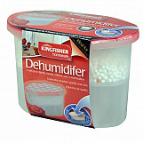 Kingfisher Dehumidifier Interior Absorber Compact Moisture  - pack of 1