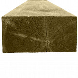 Softwood Sleepers 2.4m 200mm x 100mm - Pack of 1