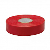 Fixman 191784 Insulation Tape 19mm X 33m Red