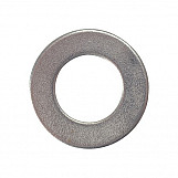 Forge 100WASH6 Flat Washer Form B ZP M6 Bag Of 100