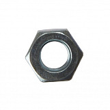 Forge 100NUT3 Hexagon Nut ZP M3 Bag Of 100